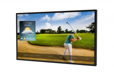 65 Zoll Xtreme Display